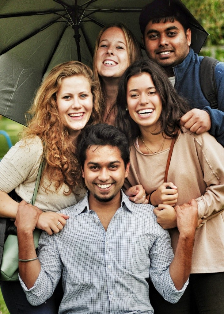 build a social circle