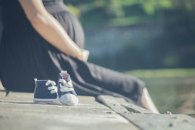 pregnancy blues, pregnant woman