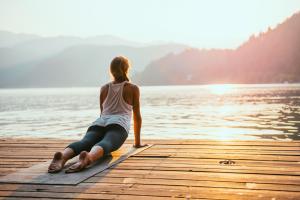 yoga mental wellbeing